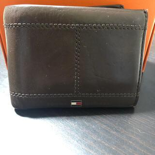 トミーヒルフィガー(TOMMY HILFIGER)のTOMMY HILFIGER 財布(折り財布)