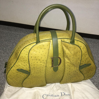 Christian Dior - 新品 Christian Dior クリスチャンディオール 大型 ハンドバッグ