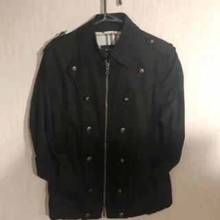 バーバリーブラックレーベル(BURBERRY BLACK LABEL)のBurberry(バーバリー)のジャケット(ミリタリージャケット)