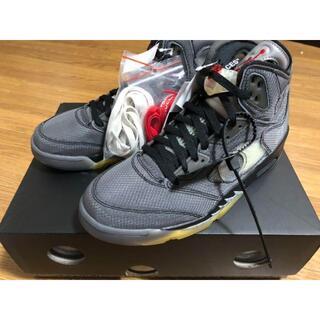 28.5cm Off-White Nike Air Jordan 5
