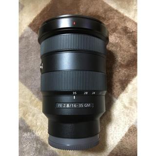 SONY - 【美品】SONY FE 16-35mm F2.8 GM SEL1635GM