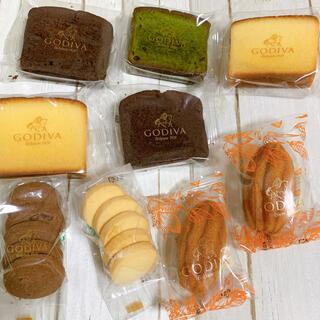 GODIVA 焼き菓子 クッキー フィナンシェ