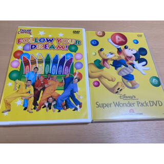 ディズニー(Disney)のDWE イングリッシュカーニバルDVD スーパーワンダーパックDVD セット(キッズ/ファミリー)