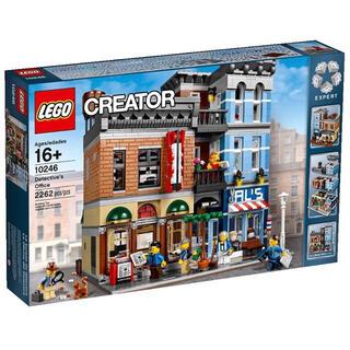 Lego - レゴ LEGO クリエイター 10246 探偵事務所
