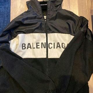 Balenciaga - BALENCIAGA デニム トラックジャケット