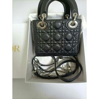 Christian Dior - Lady Dior 超美品 バッグ 2way 送料