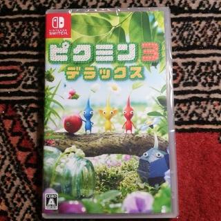 Nintendo Switch - 新品未開封 ピクミン3 デラックス Switch