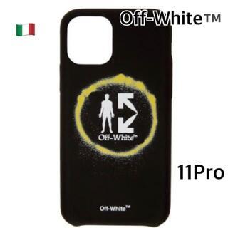 OFF-WHITE - オフホワイト off-white iPhone11PROケース アイフォンケース