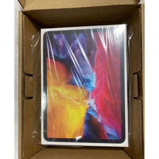 Apple - 【新品未開封】iPad Pro Wi-Fi 128GB 11インチスペースグレイ