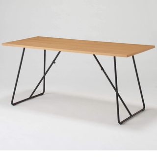 MUJI (無印良品) - 無印良品 折りたたみテーブル