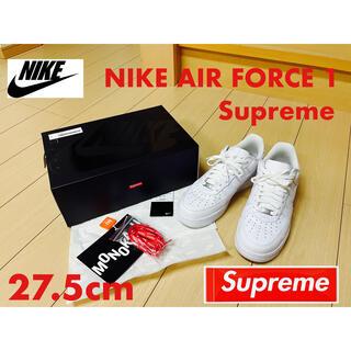 NIKE - 【美品・即日発送】 NIKE AIR FORCE 1 Supreme