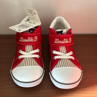 DOUBLE.B - ダブルビー  靴 15.5 ミキハウス