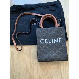 celine - セリーヌ ショルダー バッグ 美品