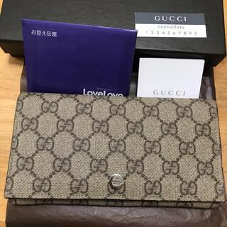 Gucci - 美品★GUCCI 長財布