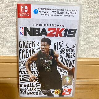 Nintendo Switch - NBA 2K19 Switch