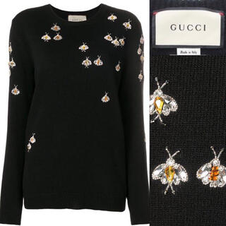 Gucci - GUCCI ニット 新品同様