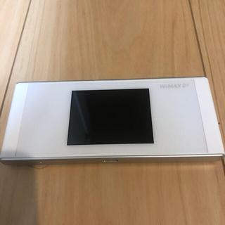 au - Wimax Speed Wi-Fi NEXT W05 <送料込>