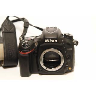 Nikon - ニコンFXフォーマットデジタル一眼レフカメラ D600