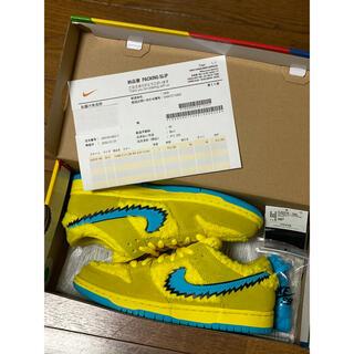 ナイキ(NIKE)のGrateful Dead × Nike SB Dunk Low Pro QS(スニーカー)