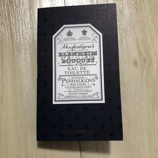 ペンハリガン(Penhaligon's)のペンハリガン ブレナムブーケ サンプル(香水(男性用))