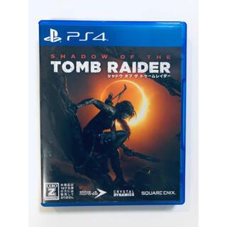 PlayStation4 - シャドー オブ ザ トゥームレイダー PS4