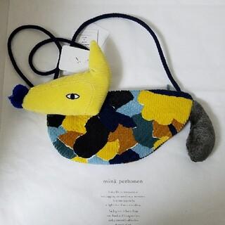 ミナペルホネン(mina perhonen)の🆕 ミナペルホネン 🌷repo ポシェット🌷(ポシェット)