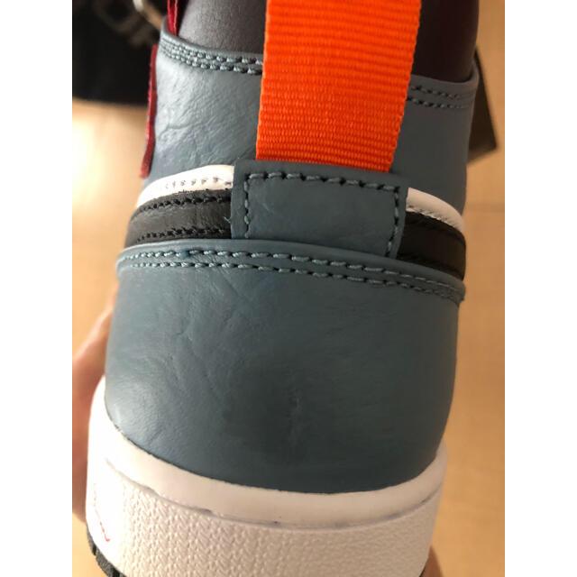 NIKE(ナイキ)のNIKE AIR JORDAN 1 MID FEARLESS FACETASM メンズの靴/シューズ(スニーカー)の商品写真