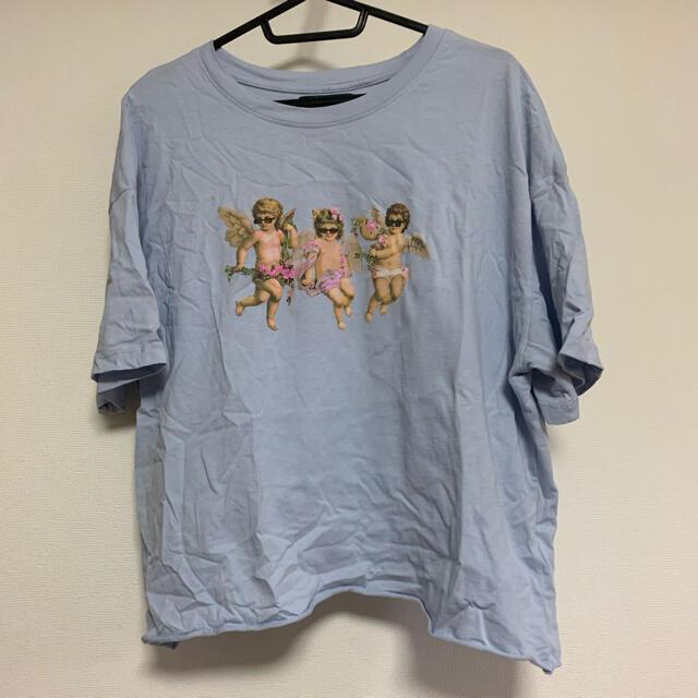 半袖 レディースのトップス(Tシャツ(半袖/袖なし))の商品写真