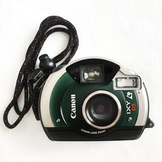 Canon - ☆電池付き・水陸両用 APSフィルムカメラ Canon IXY D5