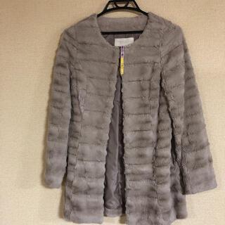 PROPORTION BODY DRESSING - PROPORTION BODY DRESSING ファーコート