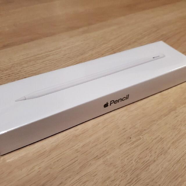 Apple(アップル)のapple pencil 第2世代 新品未開府 スマホ/家電/カメラのPC/タブレット(PC周辺機器)の商品写真