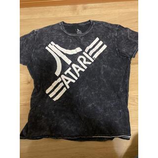 アディダス(adidas)のTシャツ ATARI Mサイズ 古着 ヴィンテージ(シャツ/ブラウス(半袖/袖なし))