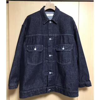 ワンエルディーケーセレクト(1LDK SELECT)のGraphpaper Colorfast Denim Jacket INDIGO(Gジャン/デニムジャケット)