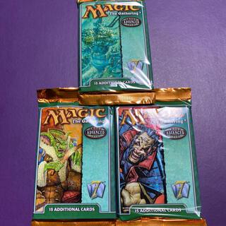 マジックザギャザリング(マジック:ザ・ギャザリング)のmtg 第7版 英語ブースター 3パックセット(Box/デッキ/パック)