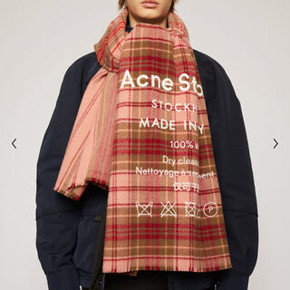 ACNE - Acne Studios マフラー ストール 美品 正規品 アクネ