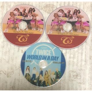 ウェストトゥワイス(Waste(twice))の✩.*TWICE 트와이스 トゥワイス Dreamday &2020最新DVD(アイドル)