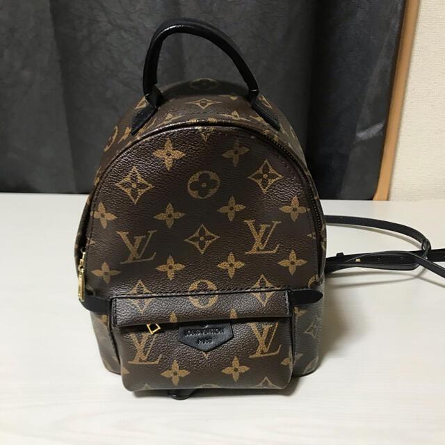 LOUIS VUITTON(ルイヴィトン)のあーちゃ様専用 ルイヴィトンノベルティー  レディースのバッグ(リュック/バックパック)の商品写真