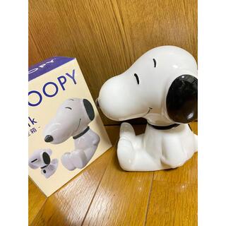 SNOOPY - スヌーピー 陶器 貯金箱