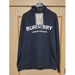 BURBERRY - 定価9万 BURBERRY レックスストーン スウェットパーカー
