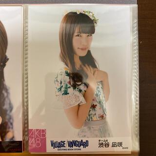 エヌエムビーフォーティーエイト(NMB48)の【超美品】NMB48 渋谷凪咲 公式生写真 village vanguard(アイドルグッズ)
