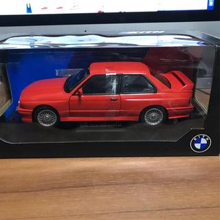 BMW - 送料込み!KITH BMW E30 1/18 Model Car Red