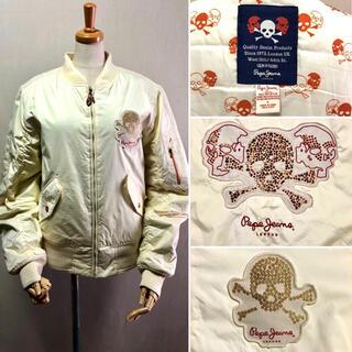 Pepe Jeans - pepe jeans London Type MA-1 Skull Size L