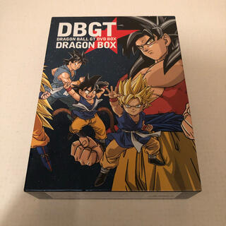 バンダイ(BANDAI)のDRAGON BALL GT DVD-BOX DRAGON BOX GT編(アニメ)