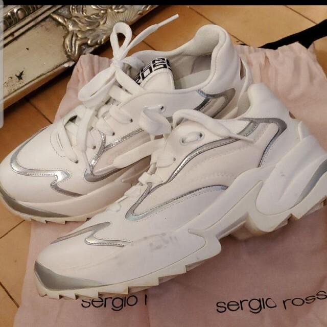 Sergio Rossi(セルジオロッシ)の専用です!  レディースの靴/シューズ(スニーカー)の商品写真