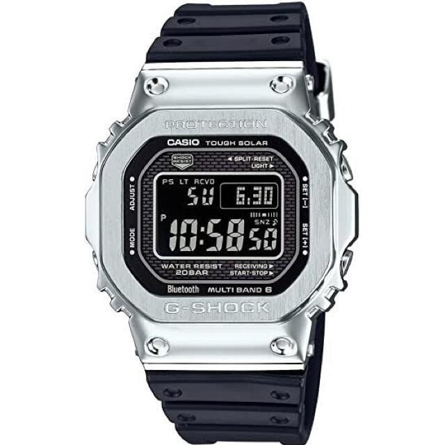 G-SHOCK(ジーショック)の2本 CASIO G-SHOCK  GMW-B5000-1JF  メンズの時計(腕時計(デジタル))の商品写真