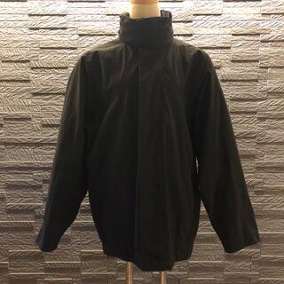グッチ(Gucci)の【美品】GUCCI ブラック ジャケット(ナイロンジャケット)