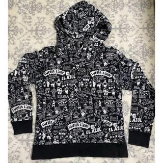グラニフ(Design Tshirts Store graniph)のレア!グラニフ ルチャリブレパーカー(パーカー)