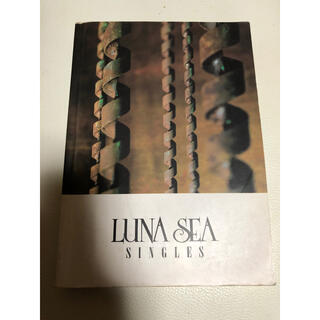 LUNA SEA Singles バンドスコア(ポピュラー)