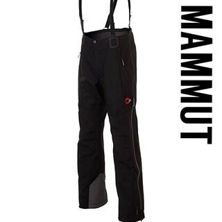 マムート(Mammut)のマムート スノーパンツ ブラック(その他)
