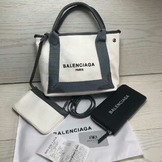 Balenciaga - 【BALENCIAGAカナパショルダーバッグ財布2点】S